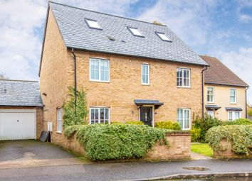 Thumbnail 6 bed detached house for sale in Osier Way, Great Cambourne, Cambridge