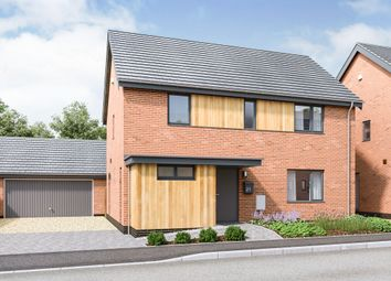 Thumbnail 4 bedroom detached house for sale in Watton Green, Watton, Thetford