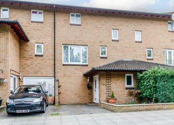 Thumbnail 4 bedroom terraced house for sale in Oldbrook Boulevard, Milton Keynes, Buckinghamshire