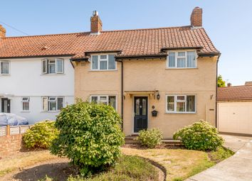 Thumbnail 3 bed end terrace house for sale in Molesey Close, Walton-On-Thames, Surrey