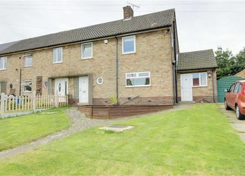Thumbnail 3 bed end terrace house for sale in Keswick Drive, Newbold, Chesterfield, Derbyshire