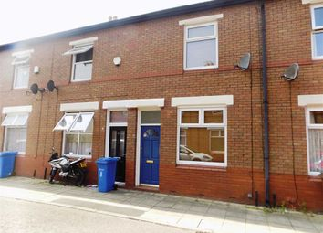 Thumbnail 2 bedroom terraced house for sale in Colborne Avenue, Stockport