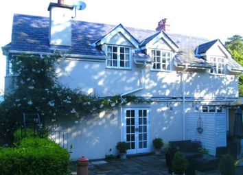 Thumbnail Detached house for sale in Aber Road, Llanfairfechan, Conwy