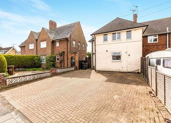 Thumbnail 3 bed semi-detached house to rent in Leicester Road, Loughborough