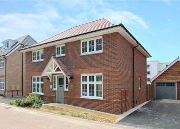 Thumbnail 4 bed detached house for sale in Hauxton Meadows, Cambridge Road, Hauxton, Cambridgeshire