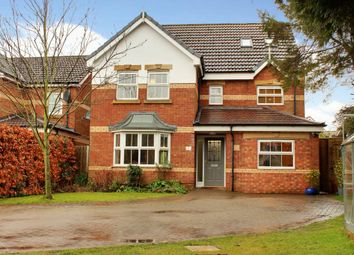 Thumbnail 4 bed detached house for sale in Jolley Drive, Beverley