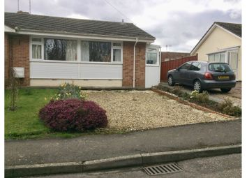 Thumbnail 2 bed semi-detached bungalow for sale in Raps Close, Taunton