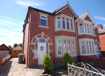 Thumbnail 3 bedroom semi-detached house for sale in St. Martins Road, Blackpool