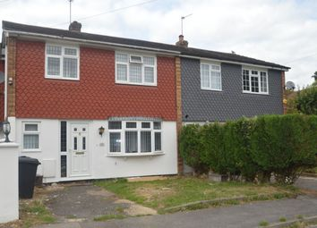 Thumbnail 3 bed terraced house for sale in Harries Way, Holmer Green, High Wycombe