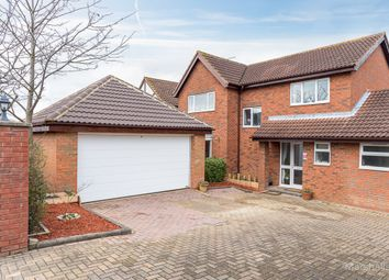 Thumbnail 4 bedroom detached house for sale in Blackmoor Gate, Furzton