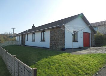 Thumbnail 3 bed detached bungalow for sale in Rhiwgoch, Aberaeron, Aberaeron, Ceredigion