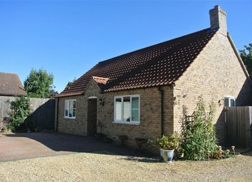 Thumbnail 3 bed detached bungalow for sale in Edenham Road, Hanthorpe, Bourne, Lincolnshire