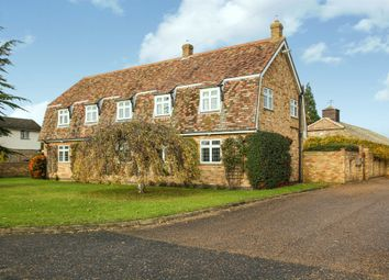 Thumbnail 4 bed property for sale in Heath Road, Warboys, Huntingdon