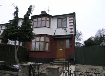 Thumbnail 4 bed semi-detached house to rent in Boyne Avenue, Hendon