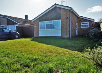 Thumbnail 2 bed detached bungalow for sale in Woodcutters Way, Lakenheath