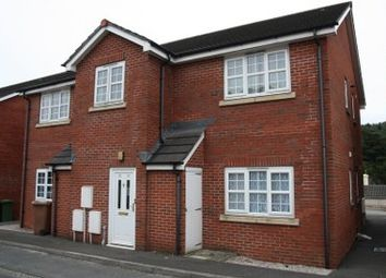 Thumbnail 1 bed flat to rent in Attwood Mews, Plymouth