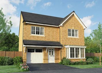 "Thumbnail 4 bedroom detached house for sale in ""The Crompton"" at Park Road South, Middlesbrough"