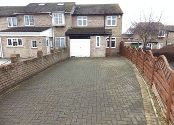 Thumbnail 3 bedroom end terrace house for sale in York Close, Stoke Gifford, Bristol