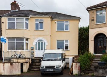 Thumbnail 2 bed maisonette for sale in Wootton Crescent, Bristol