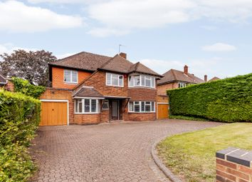 Thumbnail 4 bed detached house for sale in Hare Lane, Claygate