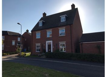 Thumbnail 5 bedroom detached house to rent in Ironwood Avenue, Kettering