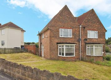 Thumbnail Semi-detached house for sale in Mansfield Crescent, Doncaster, South Yorkshire