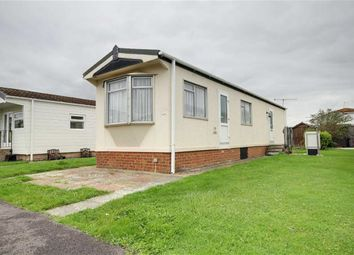 Thumbnail Mobile/park home for sale in Broadway Park, The Broadway, Lancing