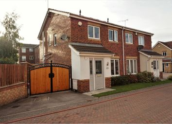 Thumbnail 3 bedroom semi-detached house for sale in Blacksmith Mews, Wakefield