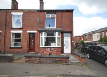 Thumbnail 3 bed end terrace house for sale in Eyet Street, Leigh, Greater Manchester.