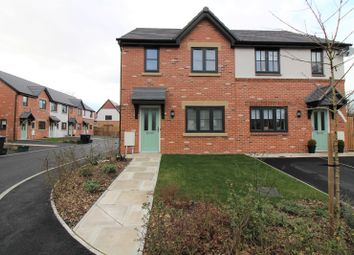 Thumbnail 3 bed semi-detached house for sale in Magnolia Mews, Thornton