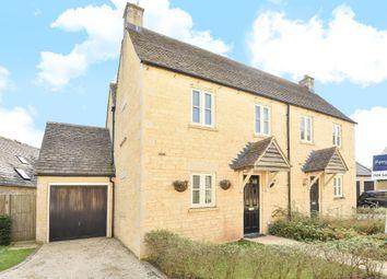 Thumbnail 3 bed semi-detached house for sale in Ridgeway Close, Birdlip, Gloucester