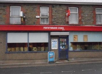 Thumbnail Retail premises for sale in Caerffili, Newport