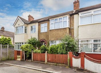 Thumbnail 3 bed terraced house for sale in Montrose Gardens, Mitcham