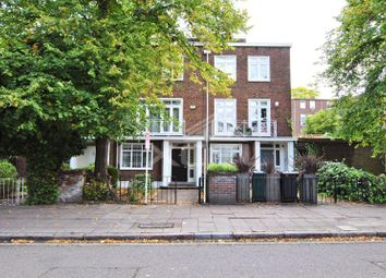 Thumbnail Town house to rent in Loudoun Road, St Johns Wood, London