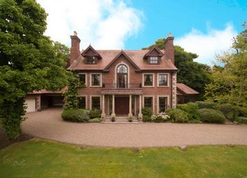 Thumbnail 6 bed detached house for sale in 7, Cultra Park, Holywood