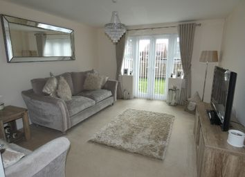 Thumbnail 4 bed detached house for sale in Maling Close, Bishop Auckland