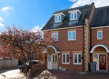 Thumbnail 3 bed end terrace house for sale in Marquess Court, Bourne