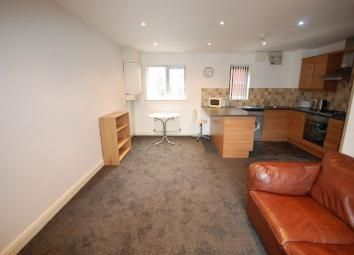 Thumbnail 2 bed flat to rent in Grange Street, Derby