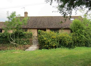 Thumbnail 3 bed detached bungalow to rent in Mere Fish Farm, Ivymead, Mere, Warminster, Wiltshire