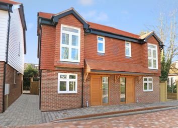 Thumbnail 3 bed semi-detached house to rent in Brighton Road, Horsham