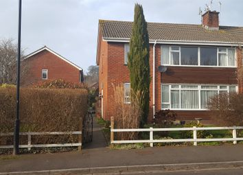 Thumbnail 2 bed flat for sale in Westover Close, Westbury On Trym, Bristol