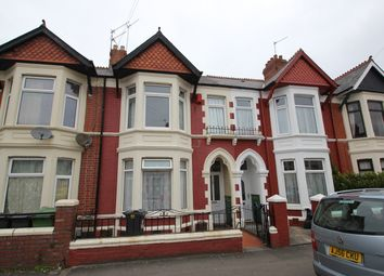 Thumbnail 6 bed terraced house to rent in Llanishen Street, Cardiff