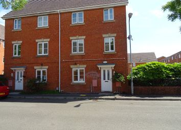 Thumbnail 4 bed semi-detached house for sale in Tasker Square, Llanishen, Cardiff.