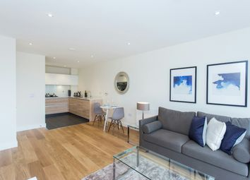 Thumbnail 1 bedroom flat to rent in Barquentine Heights, Greenwich Millennium Village