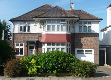 Thumbnail 5 bedroom detached house for sale in The Crossways, Wembley Park