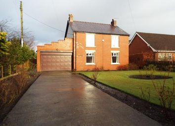 Thumbnail 4 bed detached house for sale in Dawbers Lane, Euxton, Chorley