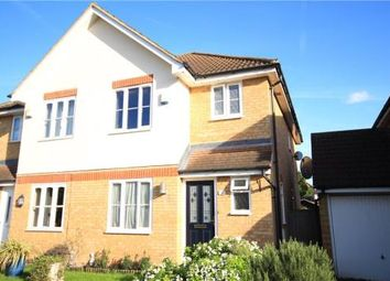 Thumbnail 3 bed semi-detached house for sale in Trinity Drive, Hillingdon, Middlesex