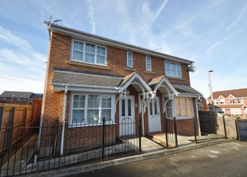 Thumbnail 3 bed semi-detached house to rent in Tapestry Gardens, Birkenhead