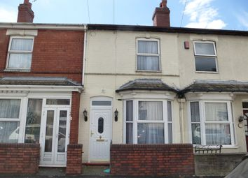 Thumbnail 3 bedroom terraced house for sale in Newland Road, Small Heath, Birmingham