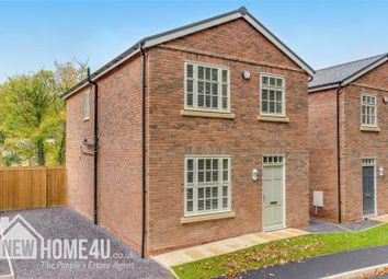 Thumbnail 4 bed detached house for sale in The Close, Well St, Holywell